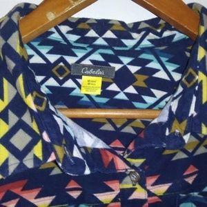 New! Ladies Cabela's Shirt Jacket.